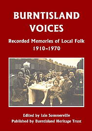Burntisland Voices cover