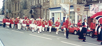 Civic Week Parade 1996